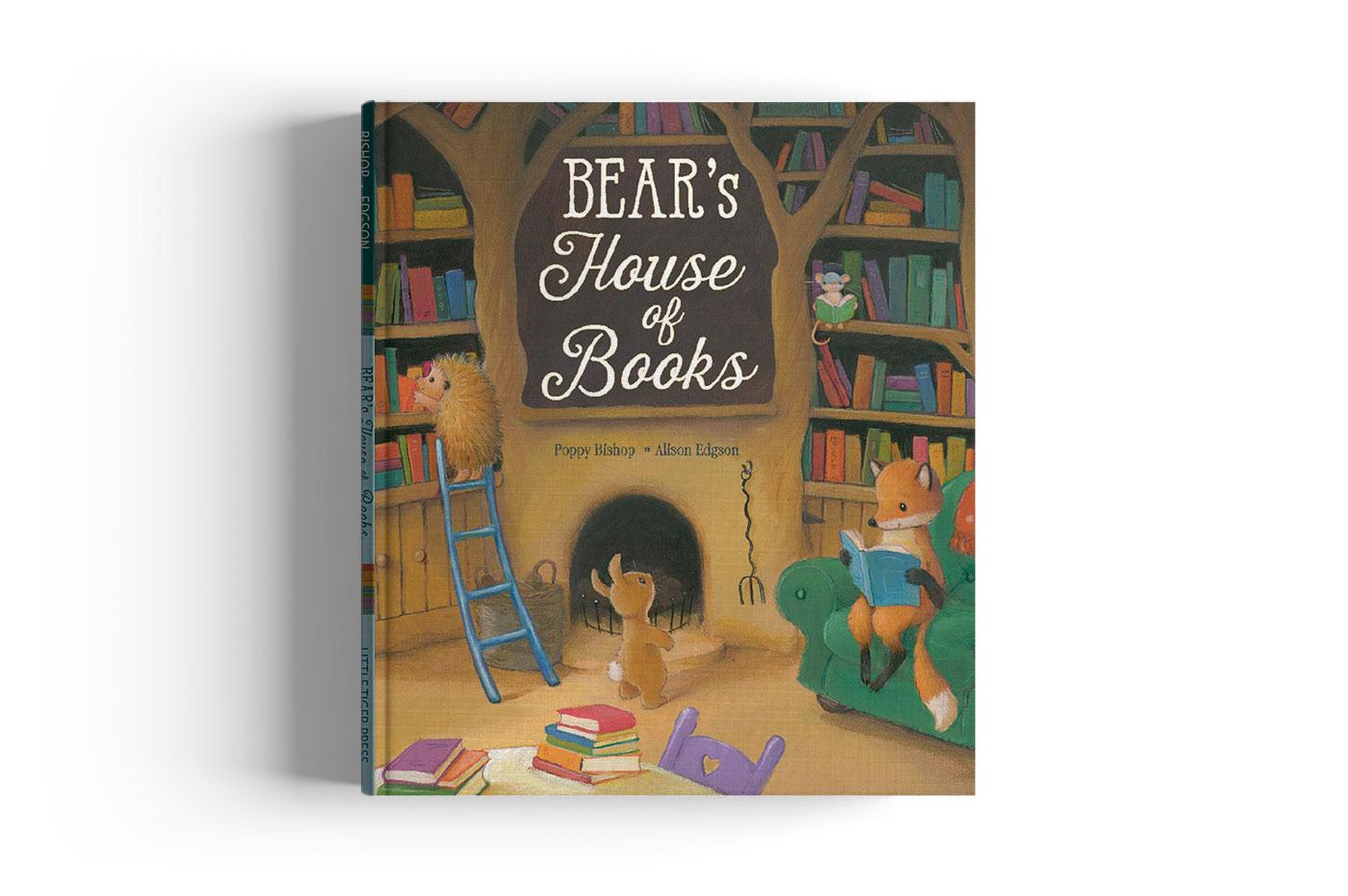 Malgorzata kiki buchaniec book cover design bear 39 s for House design books