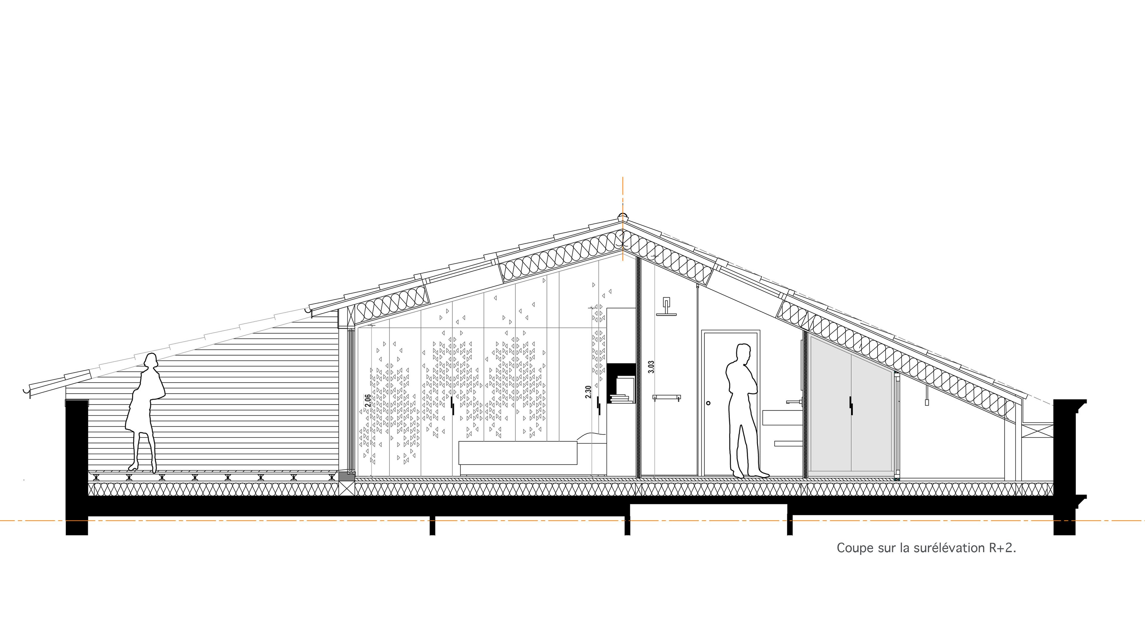 Creer Une Terrasse Tropezienne celine leveque - surélévation & terrasse à caudéran