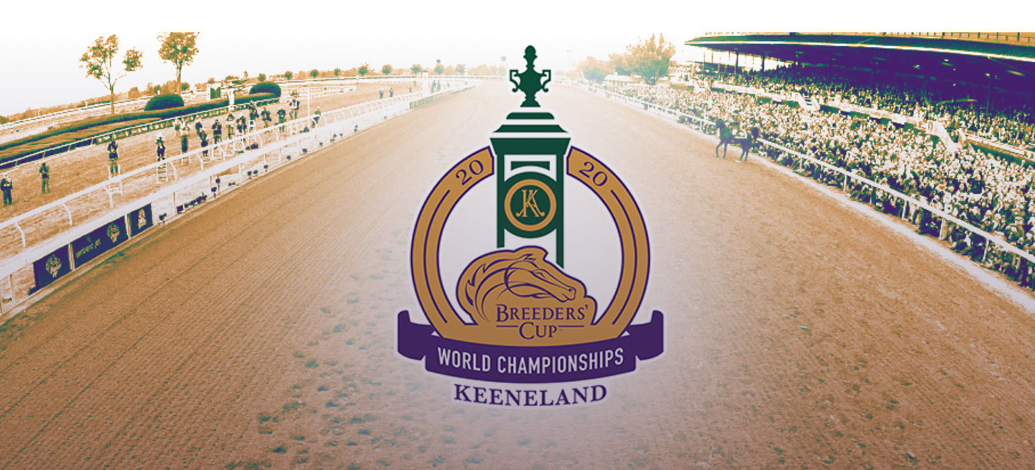 THE 37TH BREEDERS CUP 2-DAY TURF ADVISORY - National Race Masters