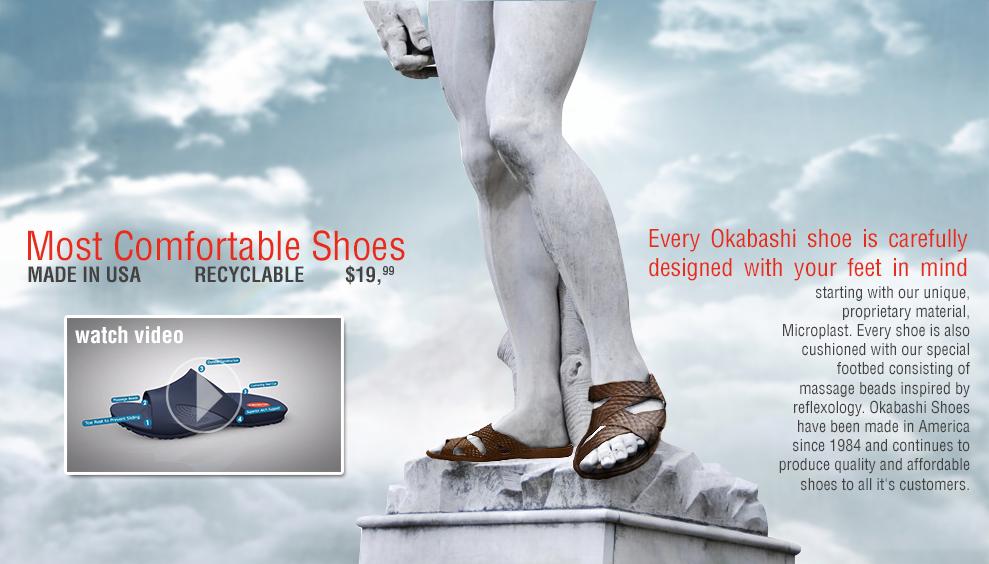 61feb9b81 Ambassador London - Branding   Digital Marketing - Okabashi Shoes ...