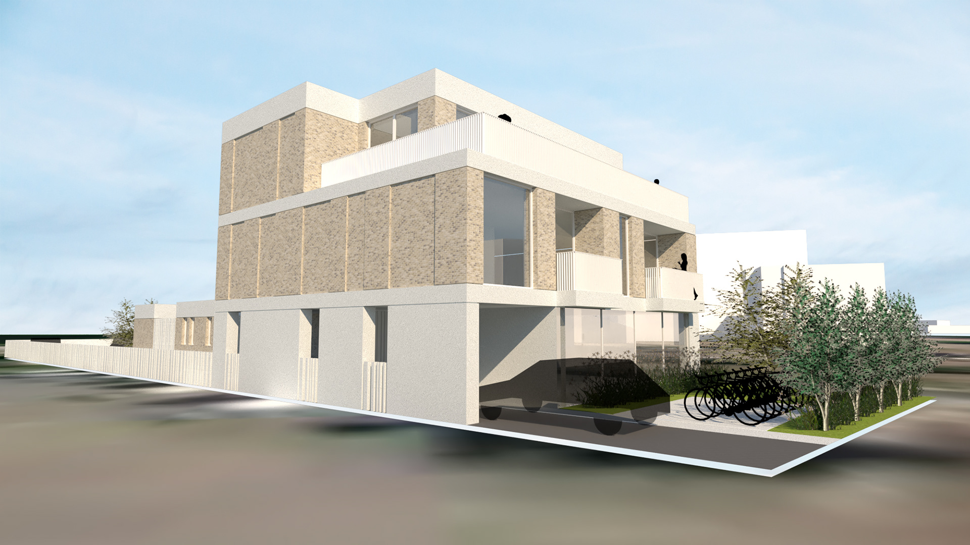 Lucas Freire Architecture | Refined Simplicity - BERLARE