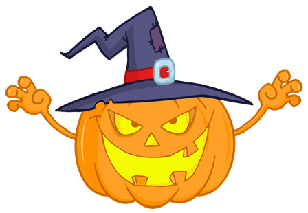 Chudomir Tsankov - Halloween Cartoon Characters