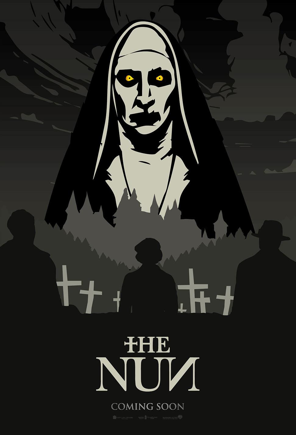 Maximiliano Lopez The Nun 2018