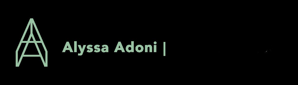 Alyssa Adoni | Graphic Designer