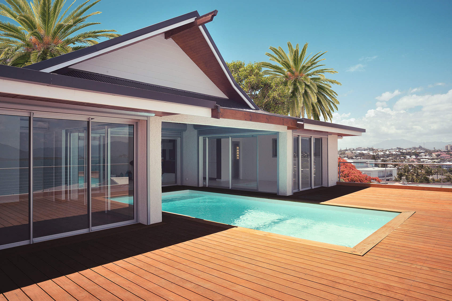 Kreatica graphic design photography new caledonia for Top constructeur maison