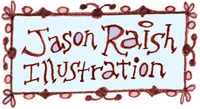 Jason Raish Illustration Logo