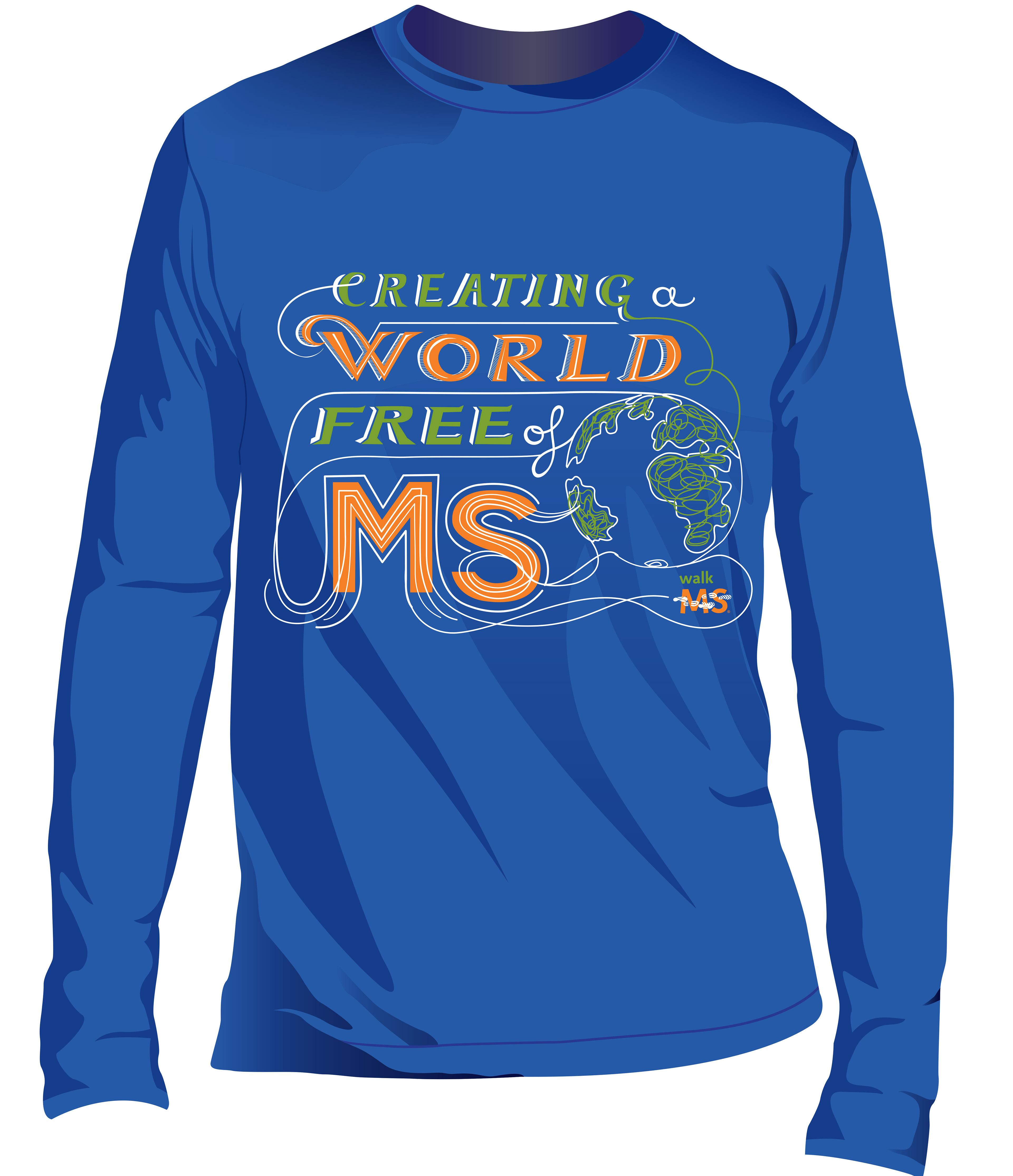 Jane Archer Walk Ms T Shirt Design