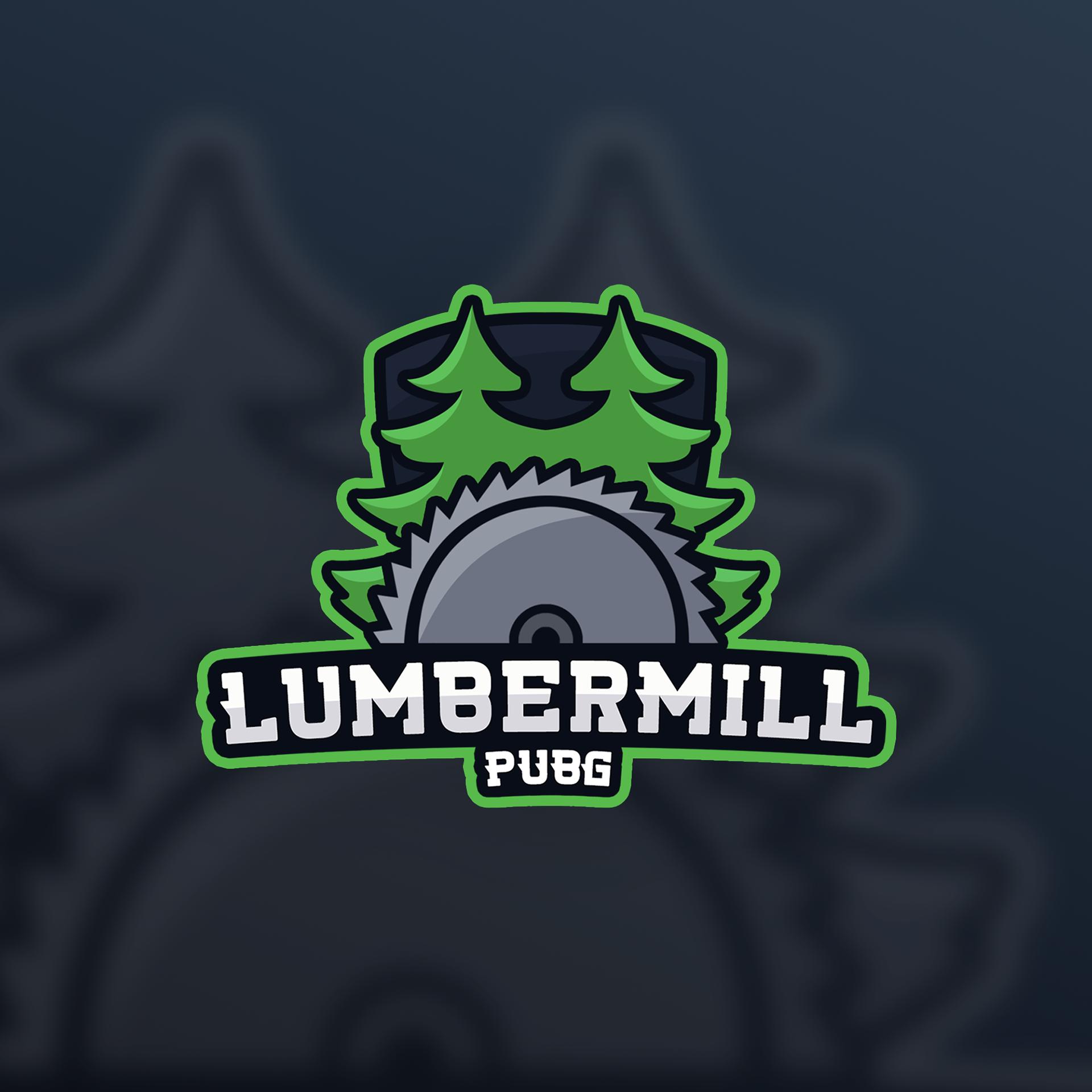 Corlin Design Graphic Website Design Lumbermill Esports Logo
