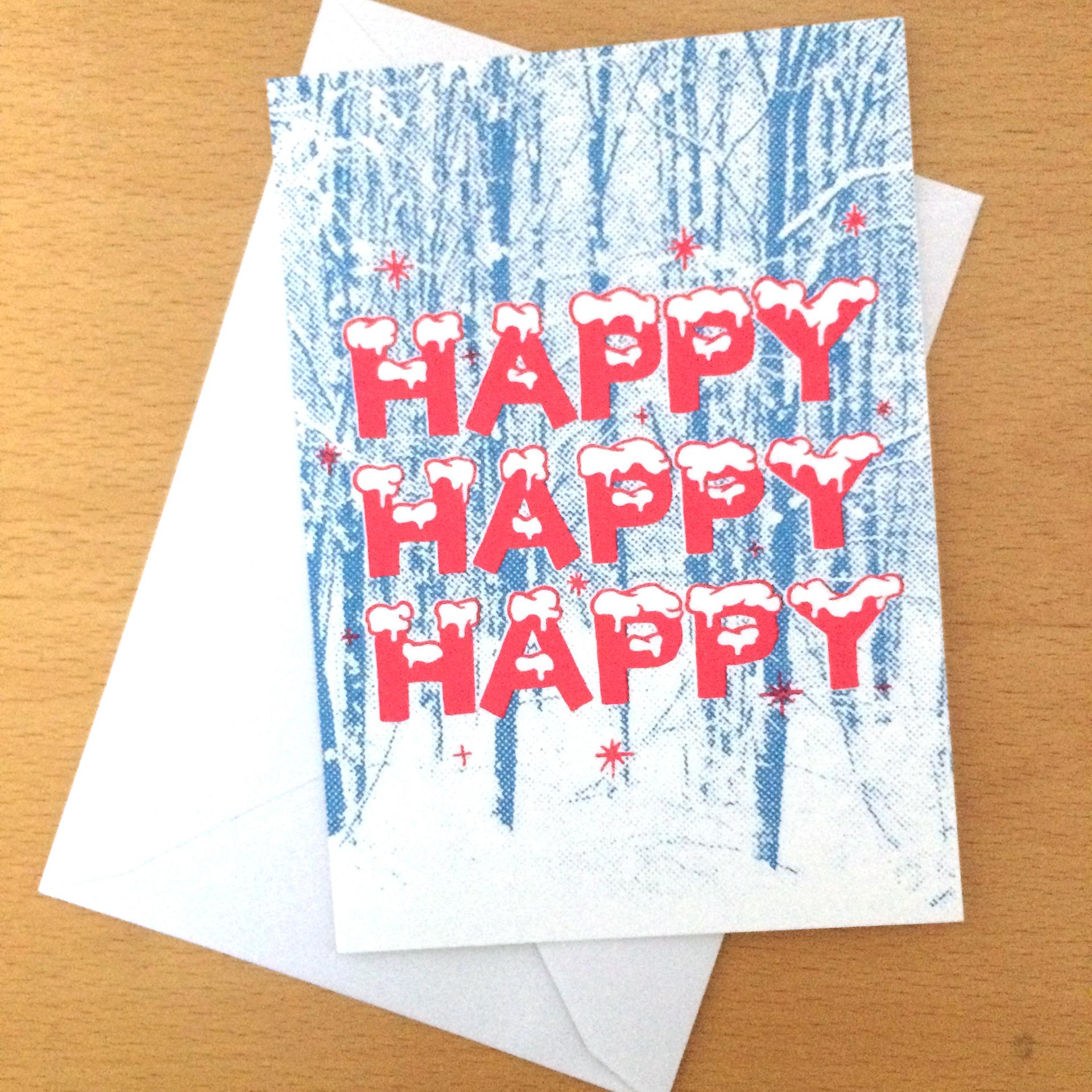 Julia Herrele Illustration Etc Seasons Greetings