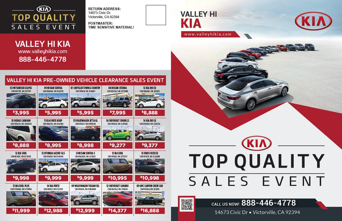 Valley Hi Kia >> Michael Keogh Valley Hi Kia 4 Pg Mailer