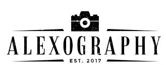 alexography logo