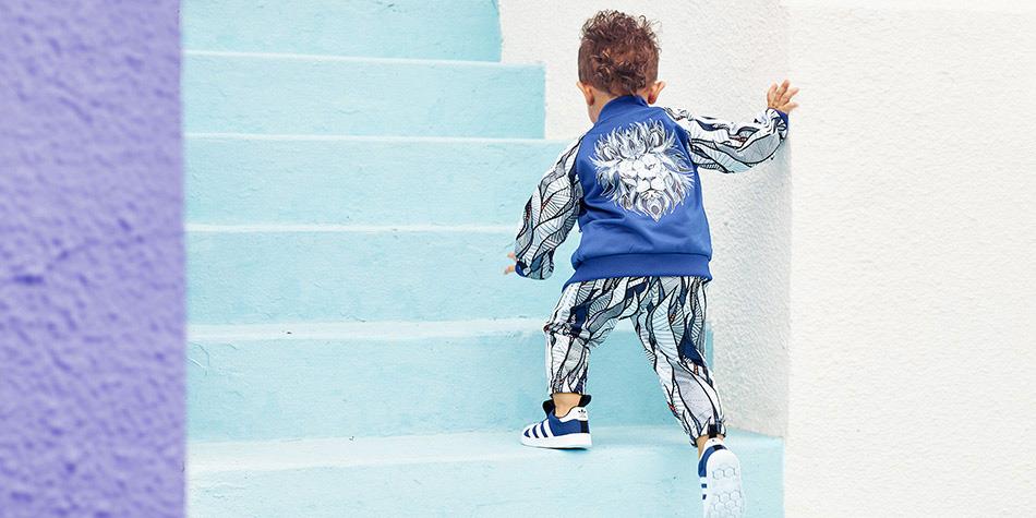 Perder la paciencia principio pedazo  Andreas Preis - Adidas Originals // Kids' Collection