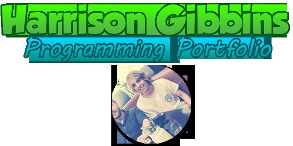 Harrison Gibbins