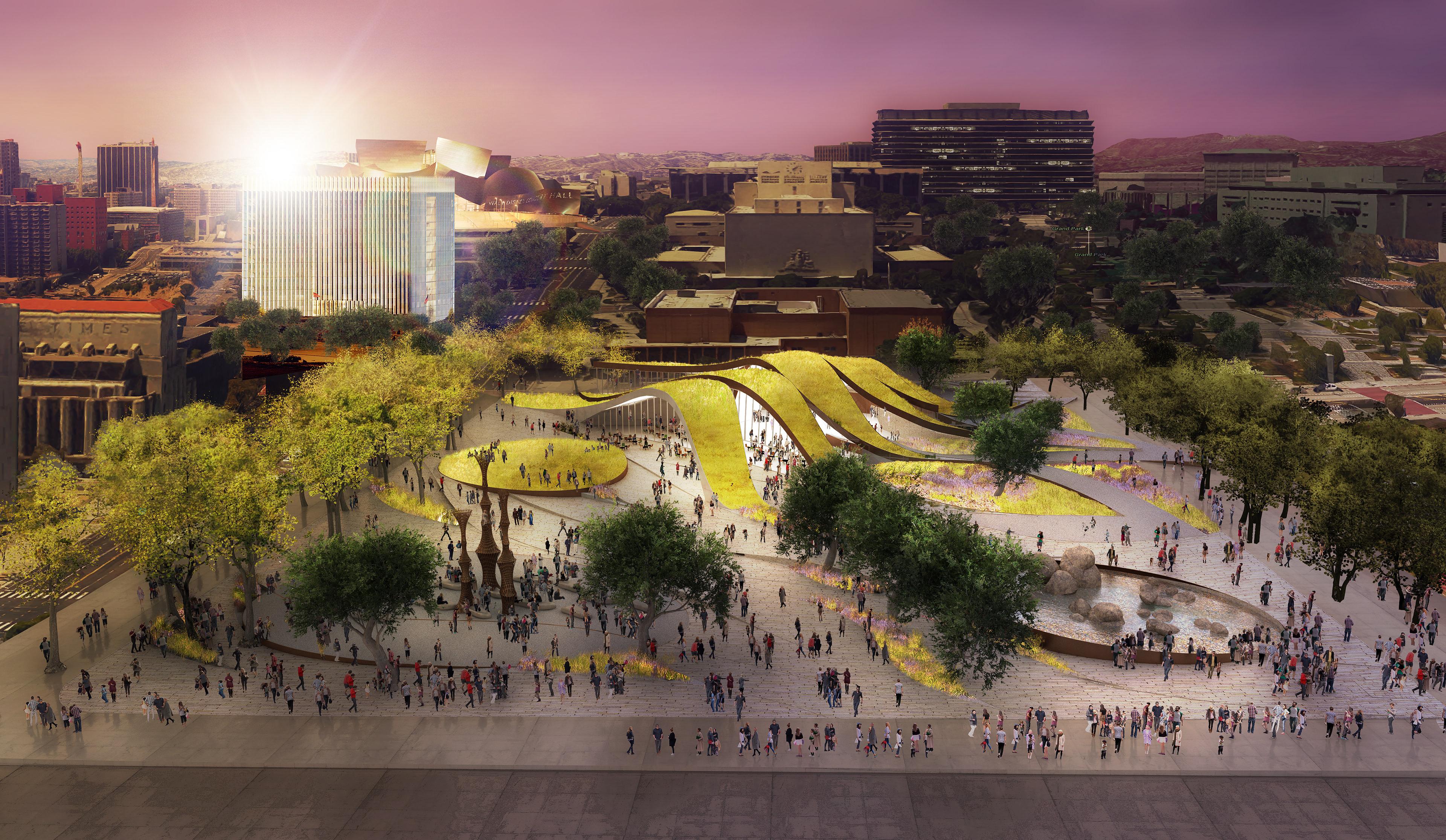 Las Olas Grand Floor Plans Brooks Scarpa Fab Civic Park