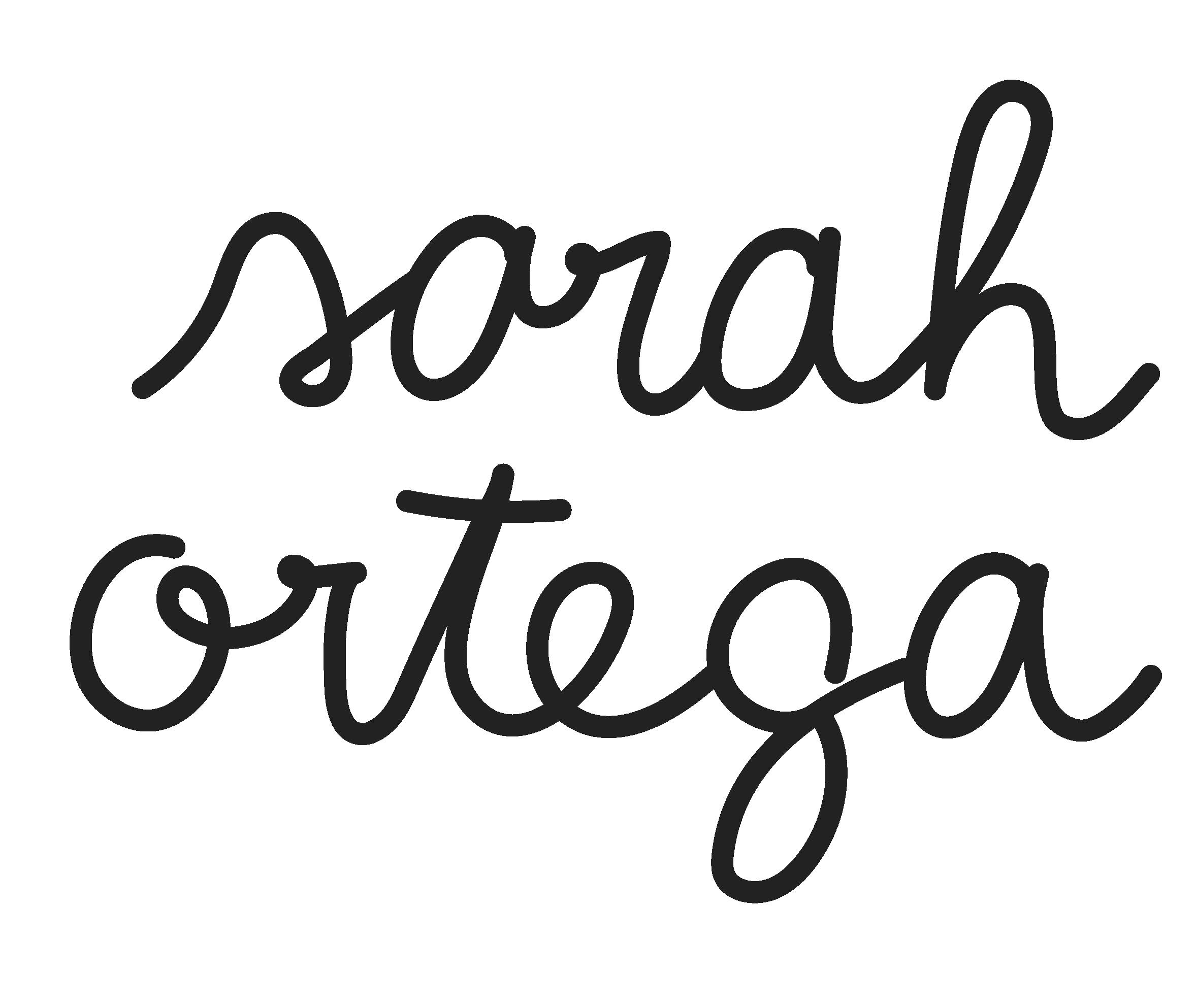 Sarah Ortega