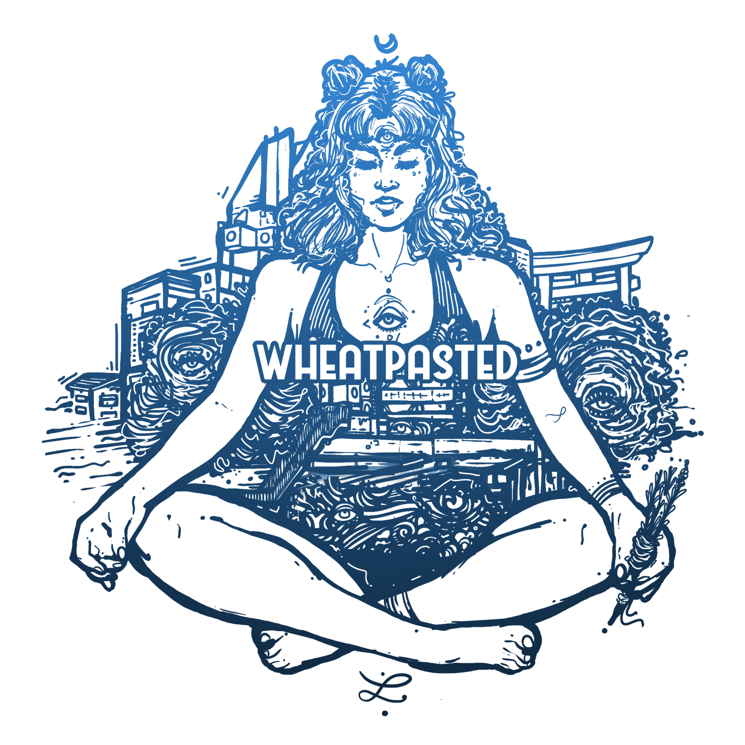 Andrea Georgas / WHEATPASTED