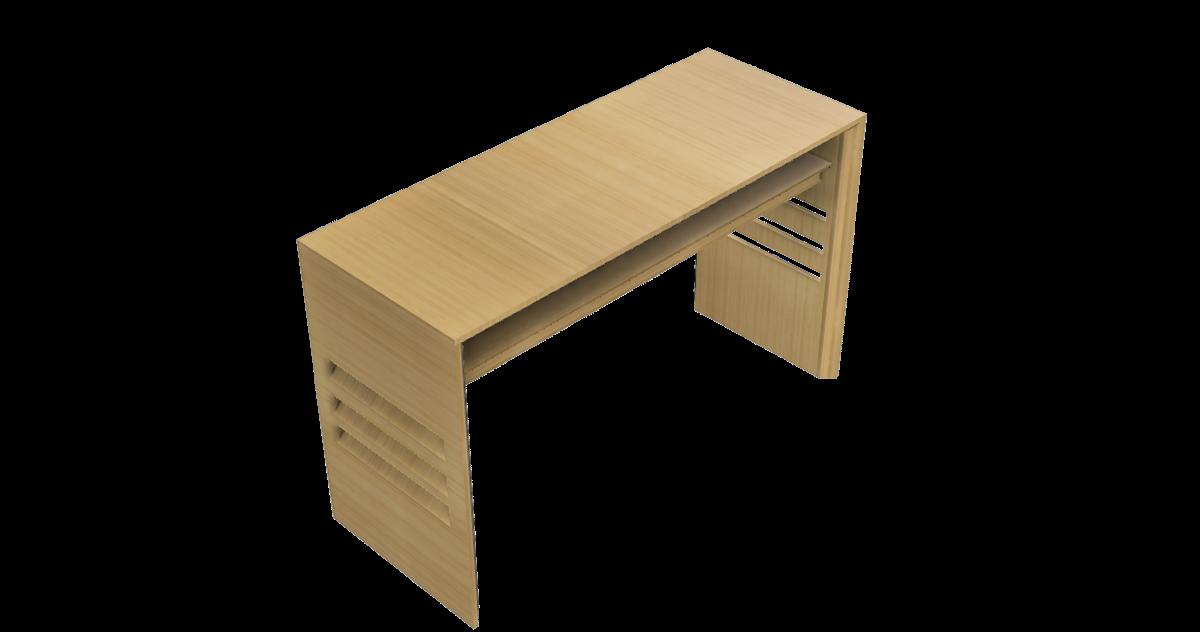 brand new 93aaa e309c Perry Bakas - Custom Office Table