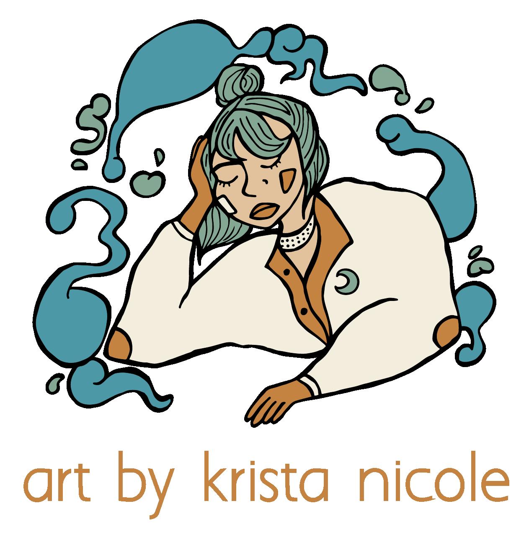 art by krista nicole