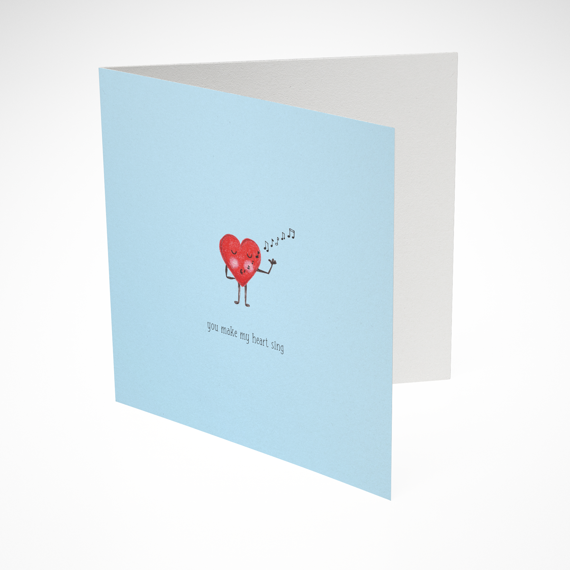 Fintan Wall Design Illustrated Greeting Cards