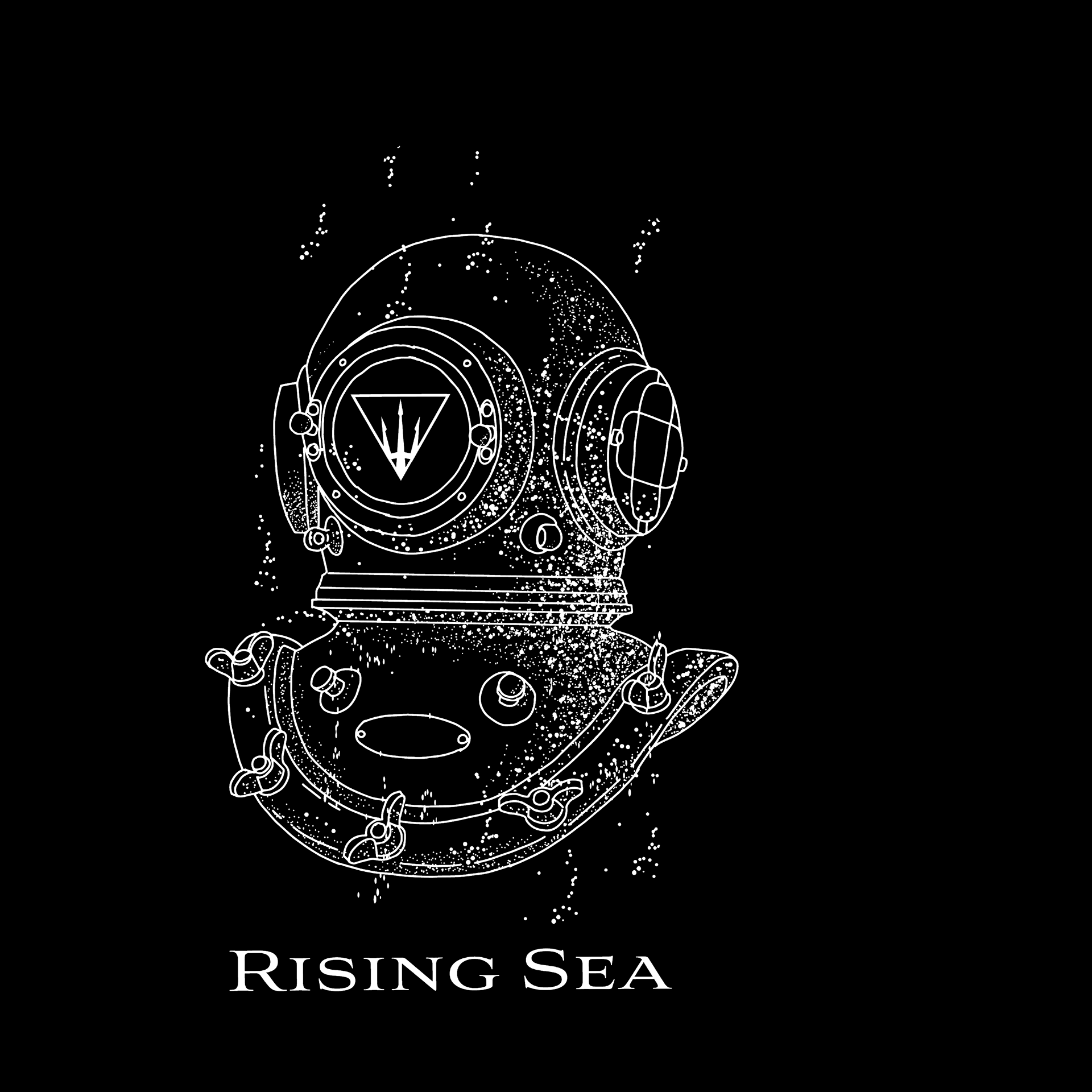 Shirt design toronto - Here Is A T Shirt Design I Designed For A Toronto Based Clothing Company Called Rising Sea Their Style Is Similar To Skateboards Brands Such As Volcom And