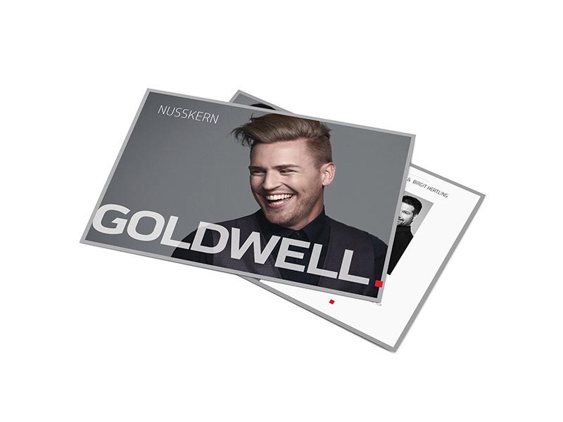 Jonas Schwarz - Portfolio - KAO / Goldwell