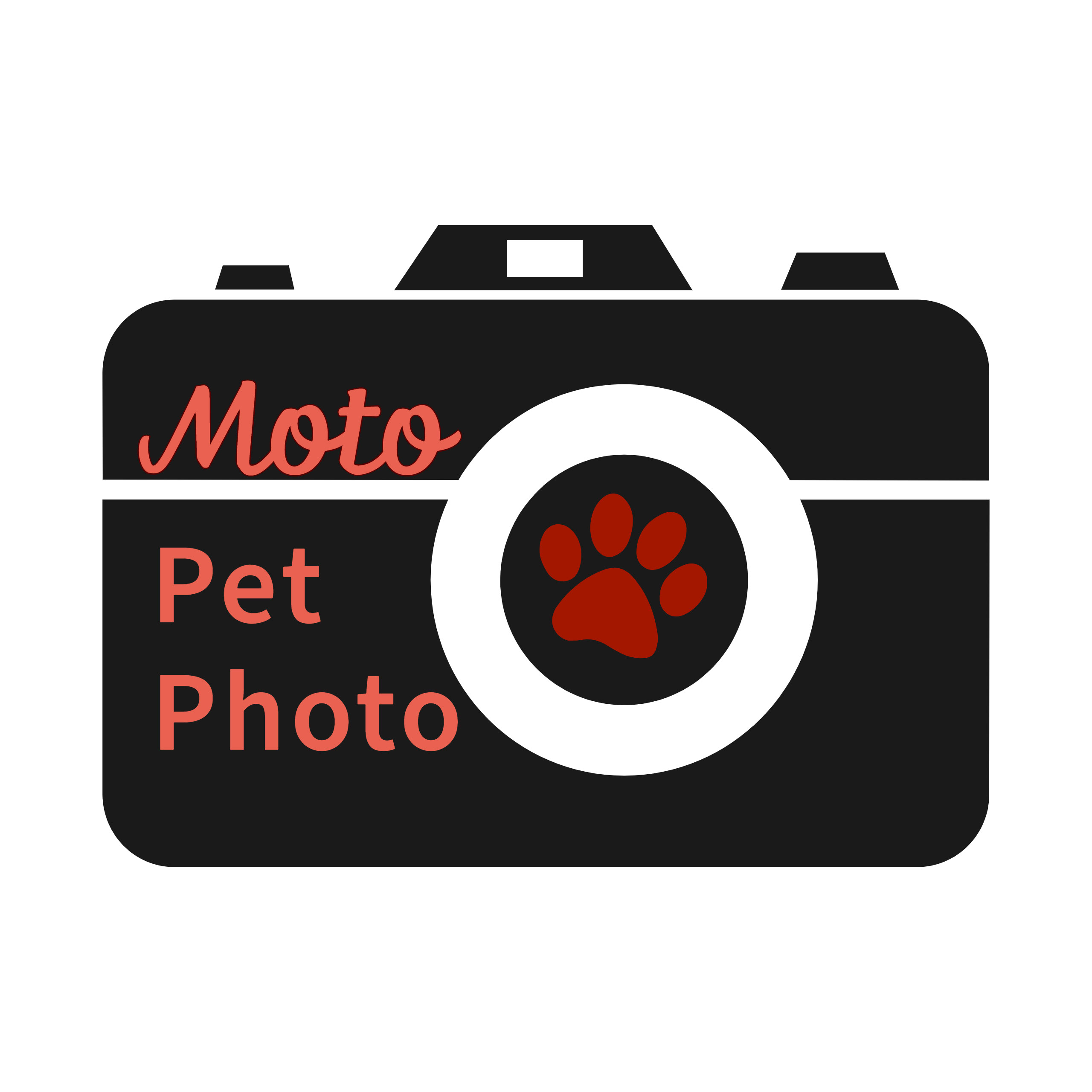 Moto Pet Photo