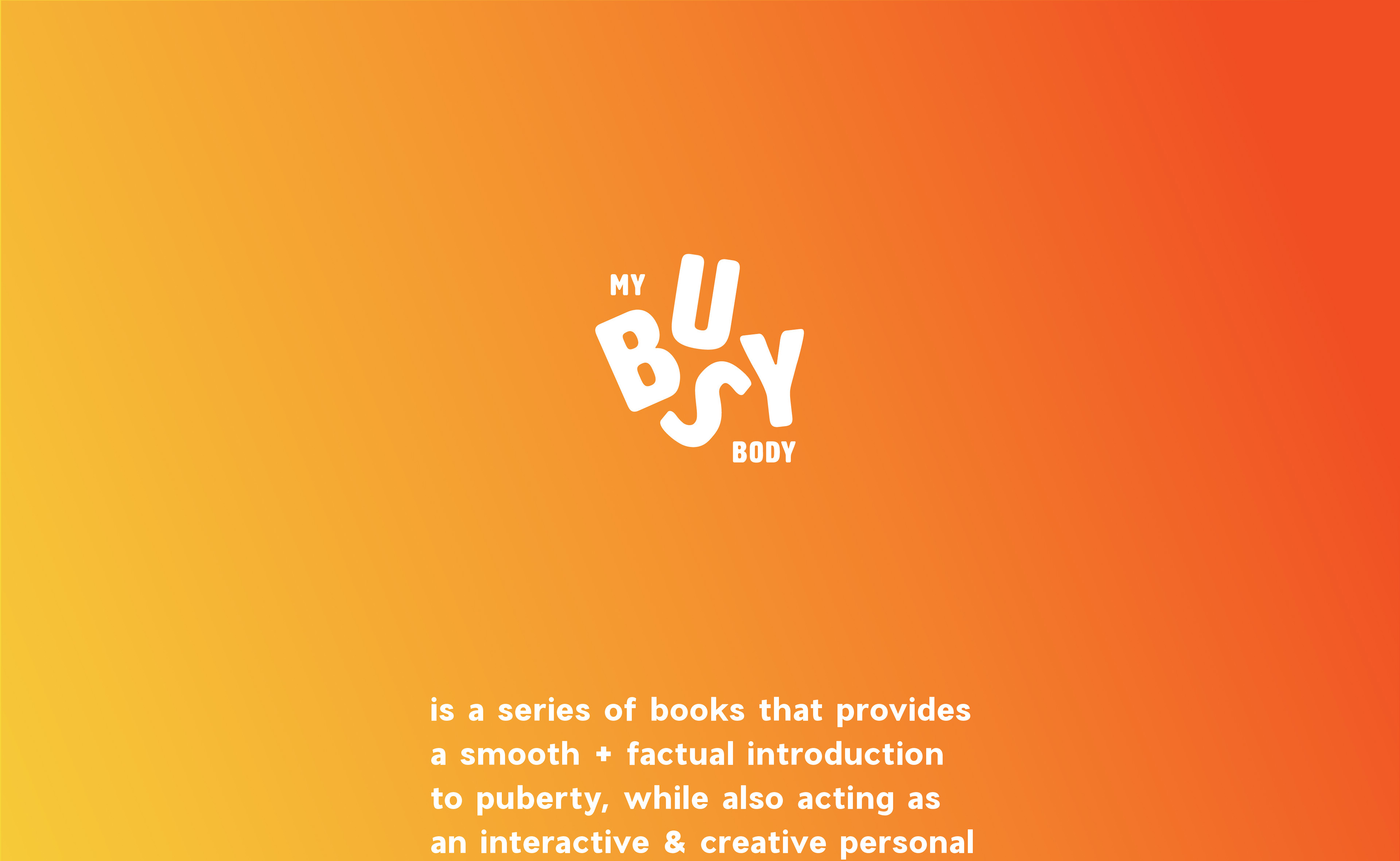 A Research Writing Intensive Project My Busy Body Is Fresh Interactive Guide For Young Women Going Through Puberty Four Books Cover Topics From