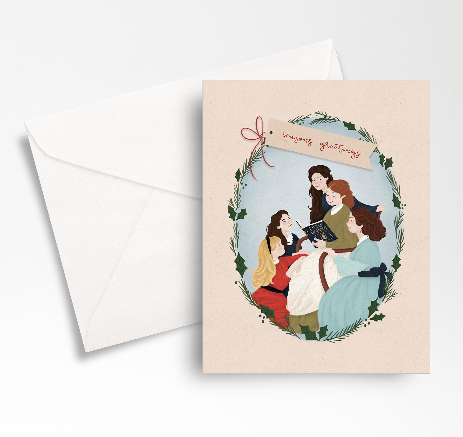 A Creative Almanac Portfolio Christmas Cards 2018