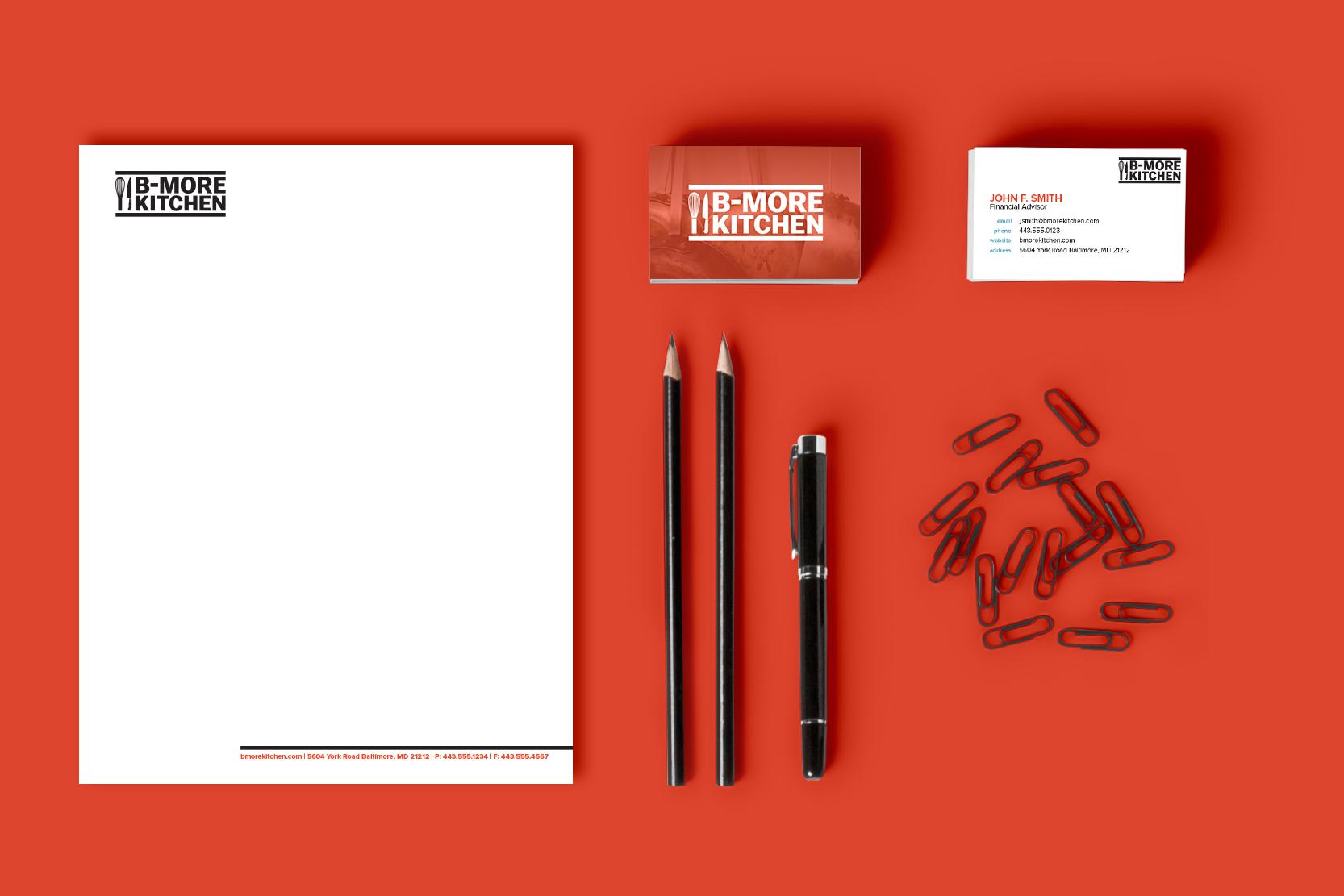 David Harley Dale | Graphic/Web Designer + UX - B-More Kitchen ...