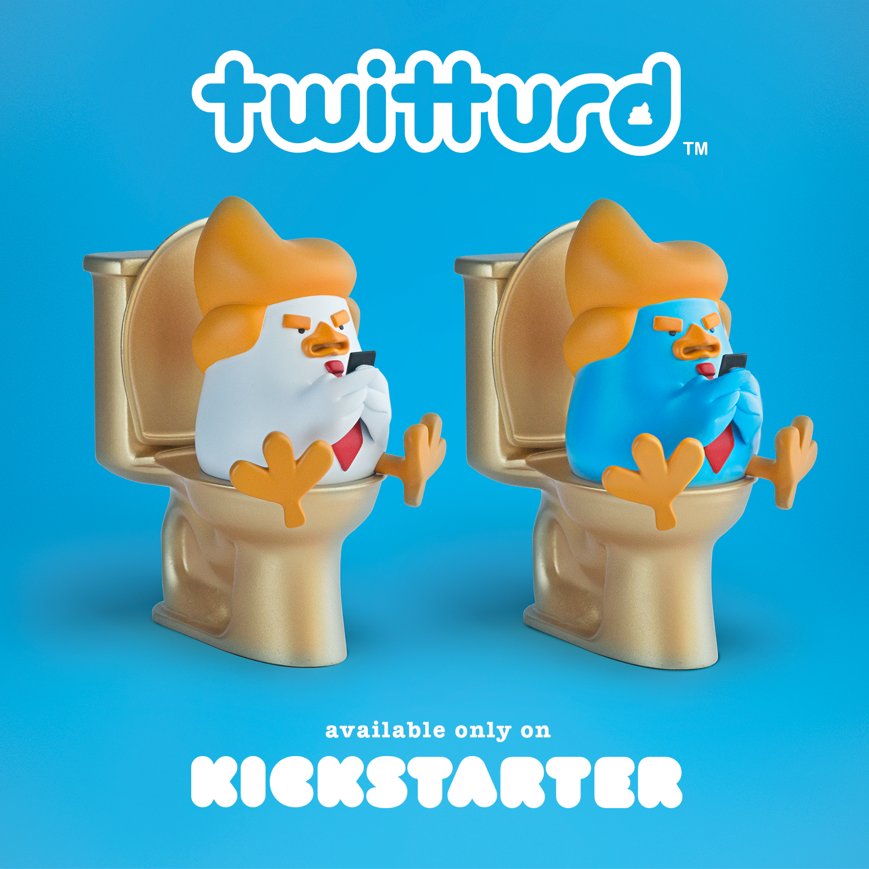 Casey Latiolais - Twitturd Kickstarter