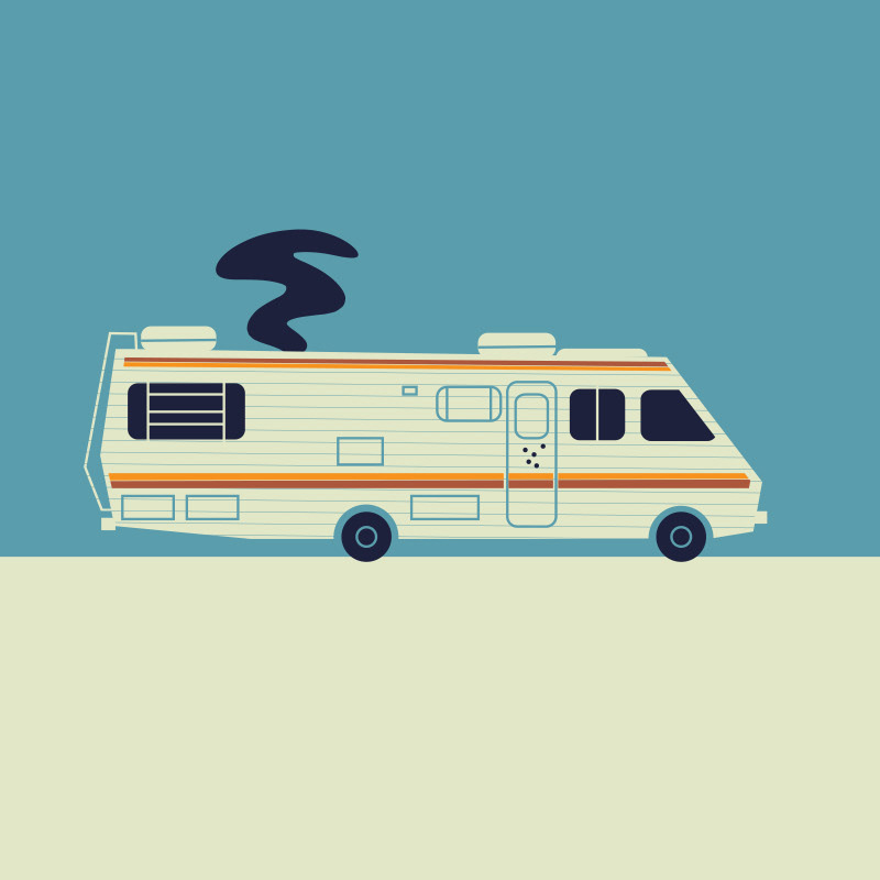 Ryder Doty Design Breaking Bad Rv