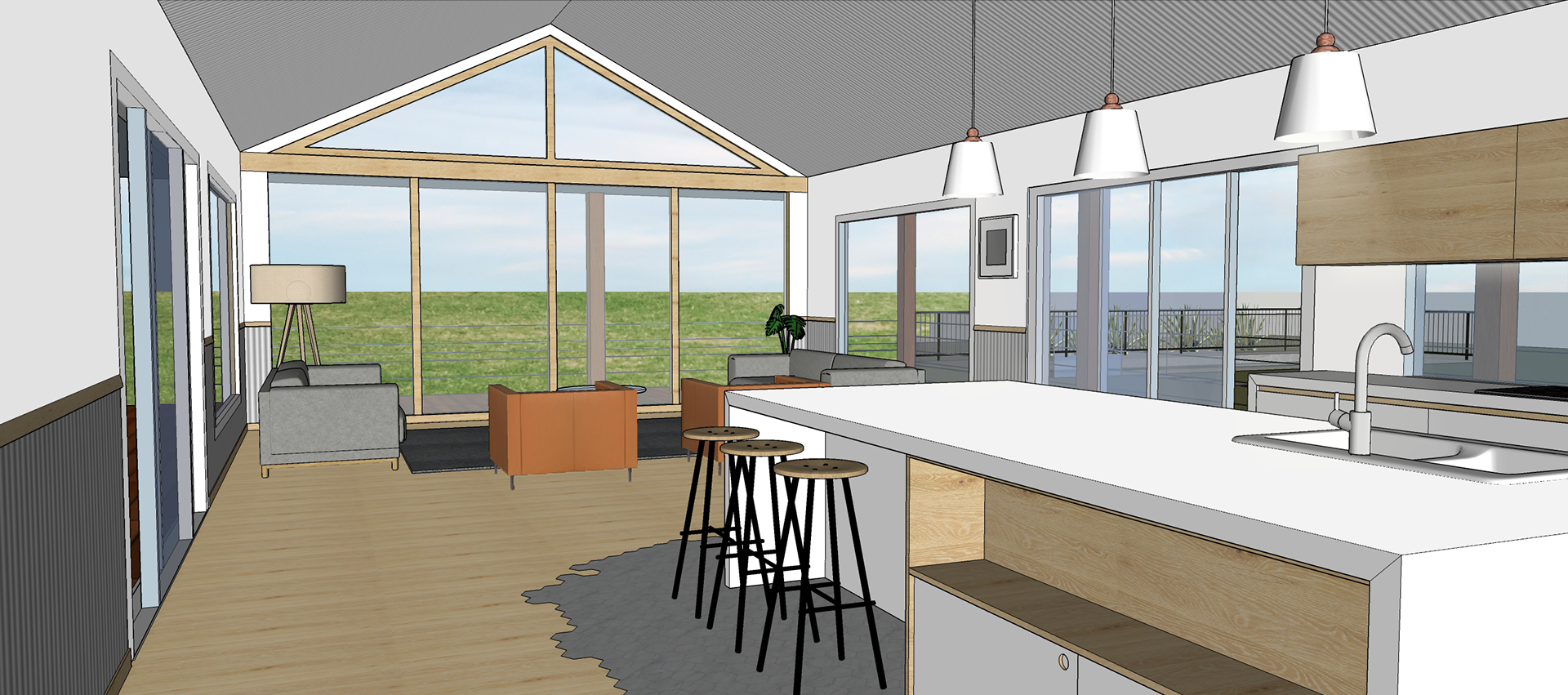 Giulia Castenetto - HOME CONCEPT DESIGN FOR KUNUNURRA FAMILY
