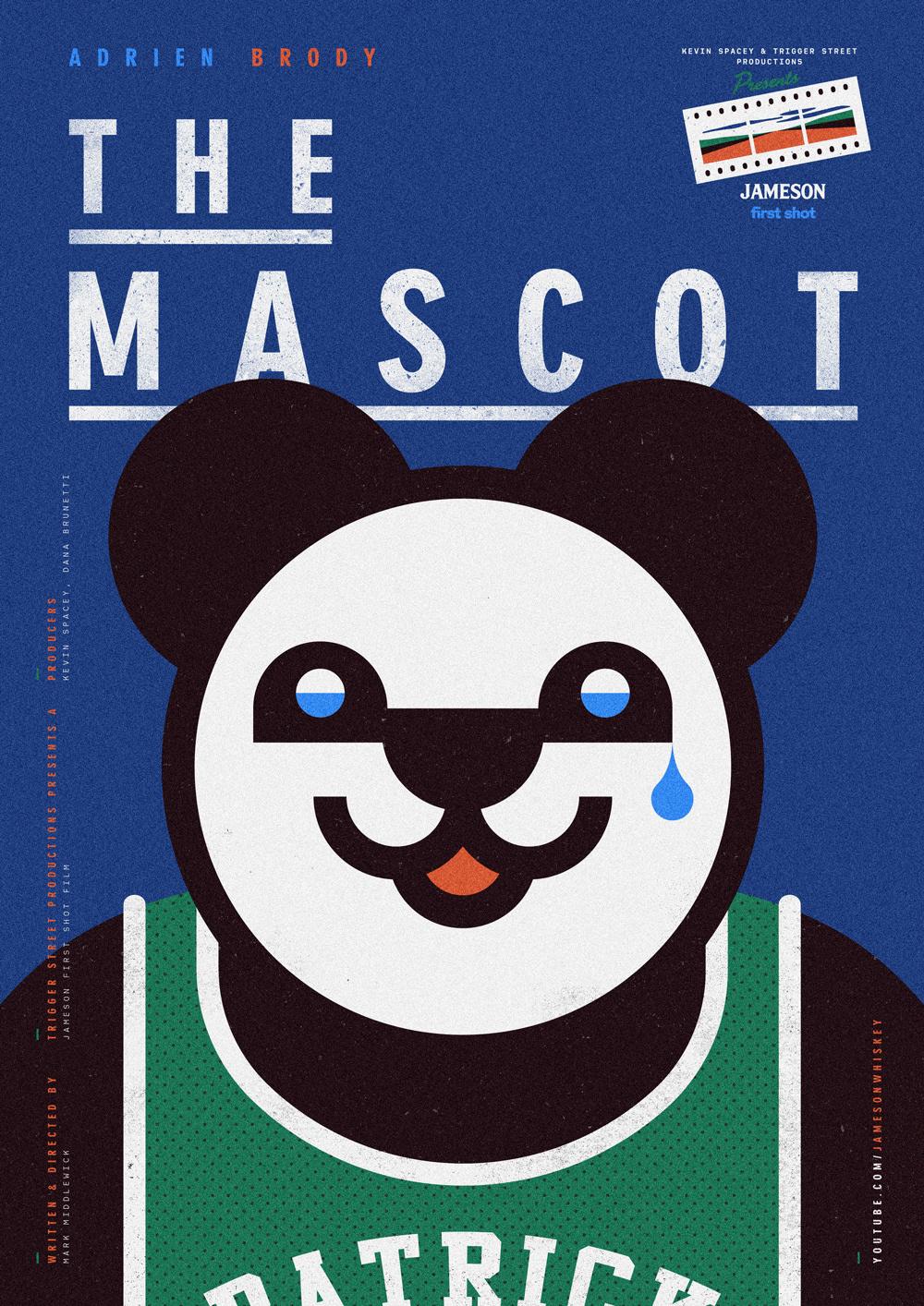 daniel ting chong jameson first shot the mascot