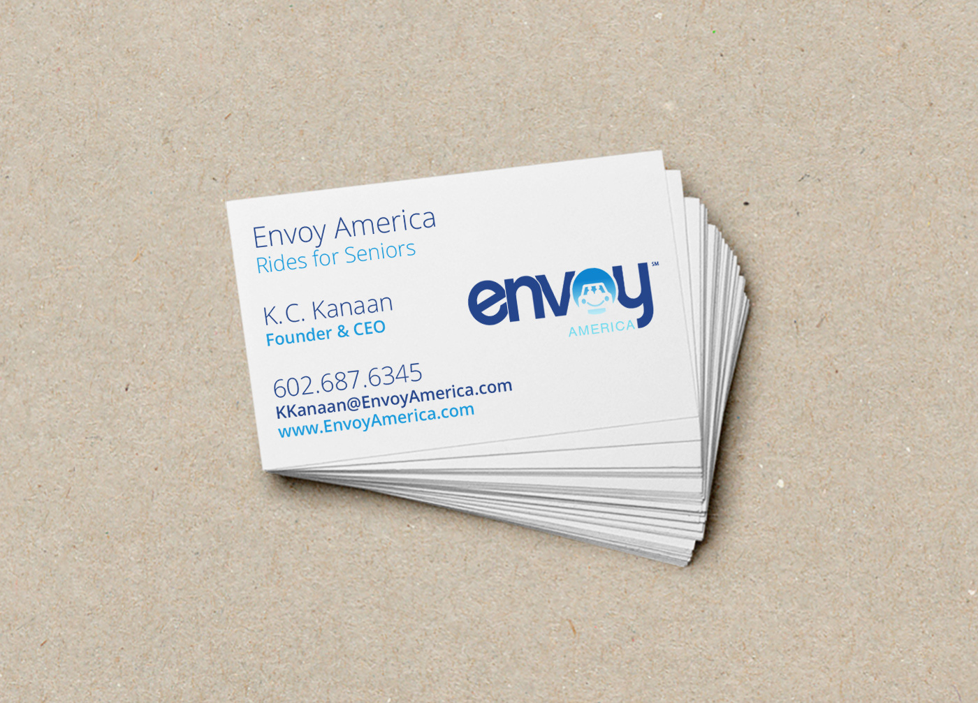 Michael Steinle - Productions for Envoy America