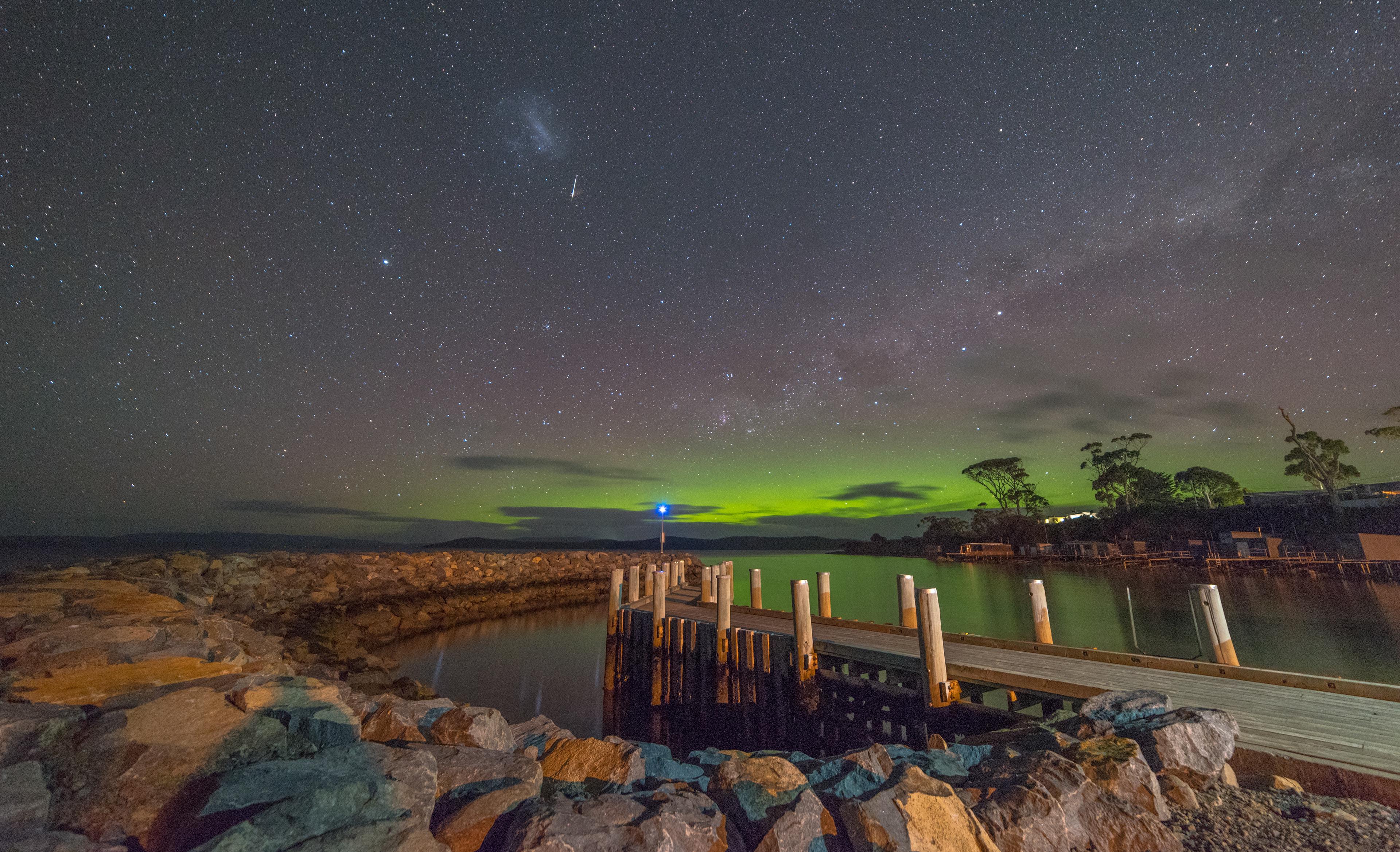 shane bell photography aurora australis