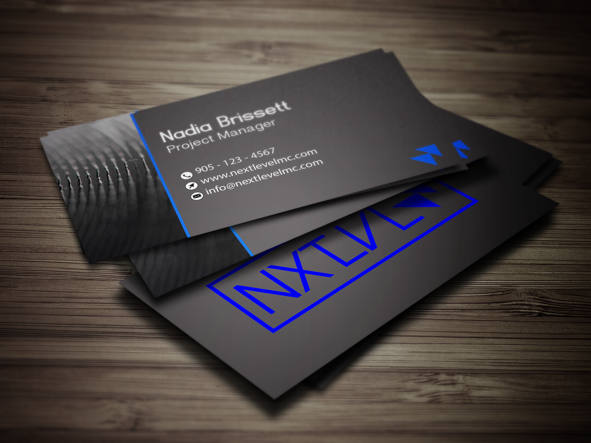 Brii creative portfolio professional music school business cards other designs colourmoves