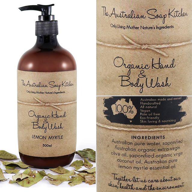 Iconic Design Co The Australian Soap Kitchen