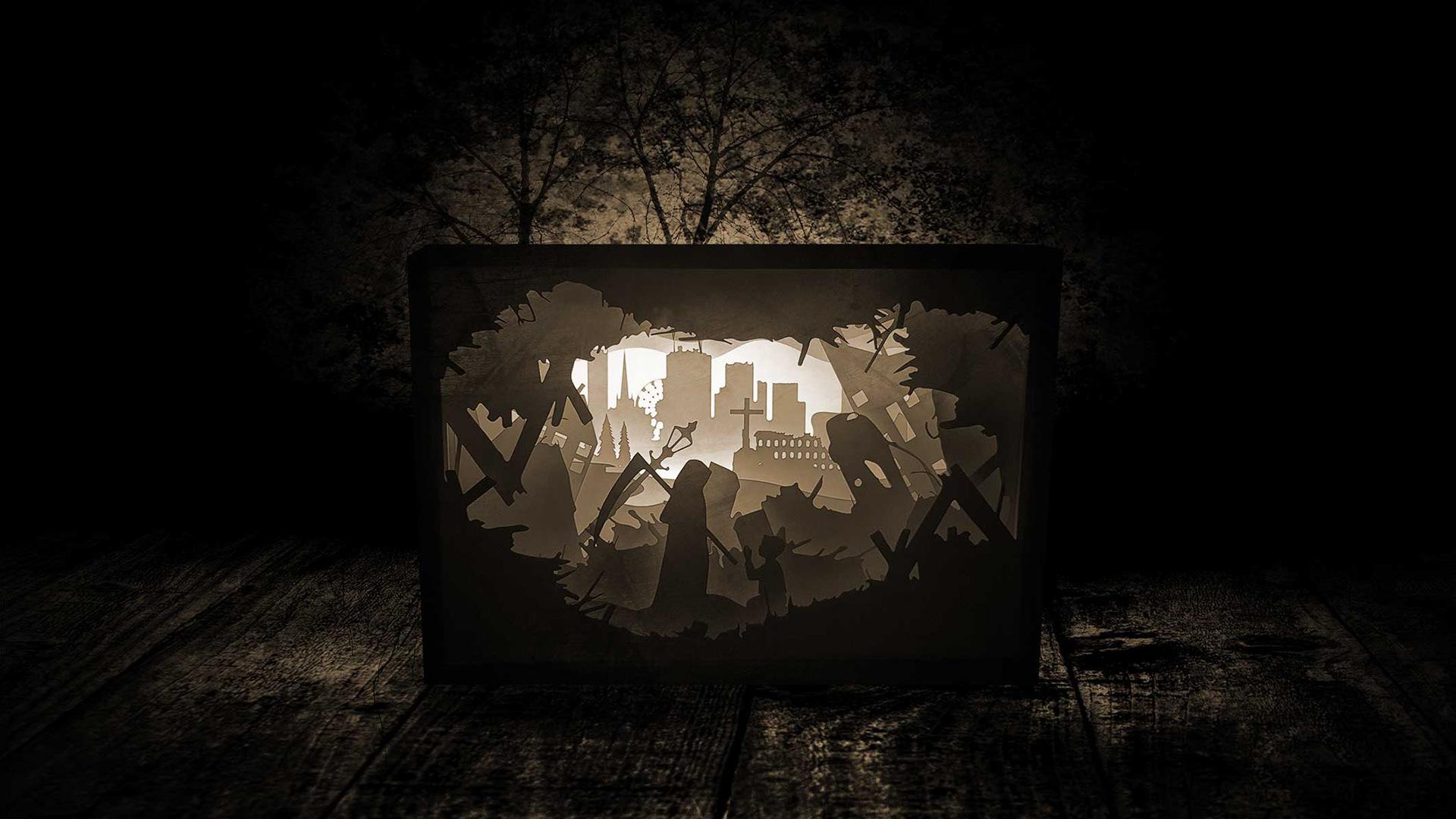 Harjodog Creative Paper Light Boxes
