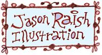 Jason Raish Illustration Logo