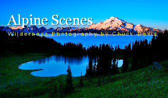 Alpine Scenes - Wilderness Photography by Chuck Davis