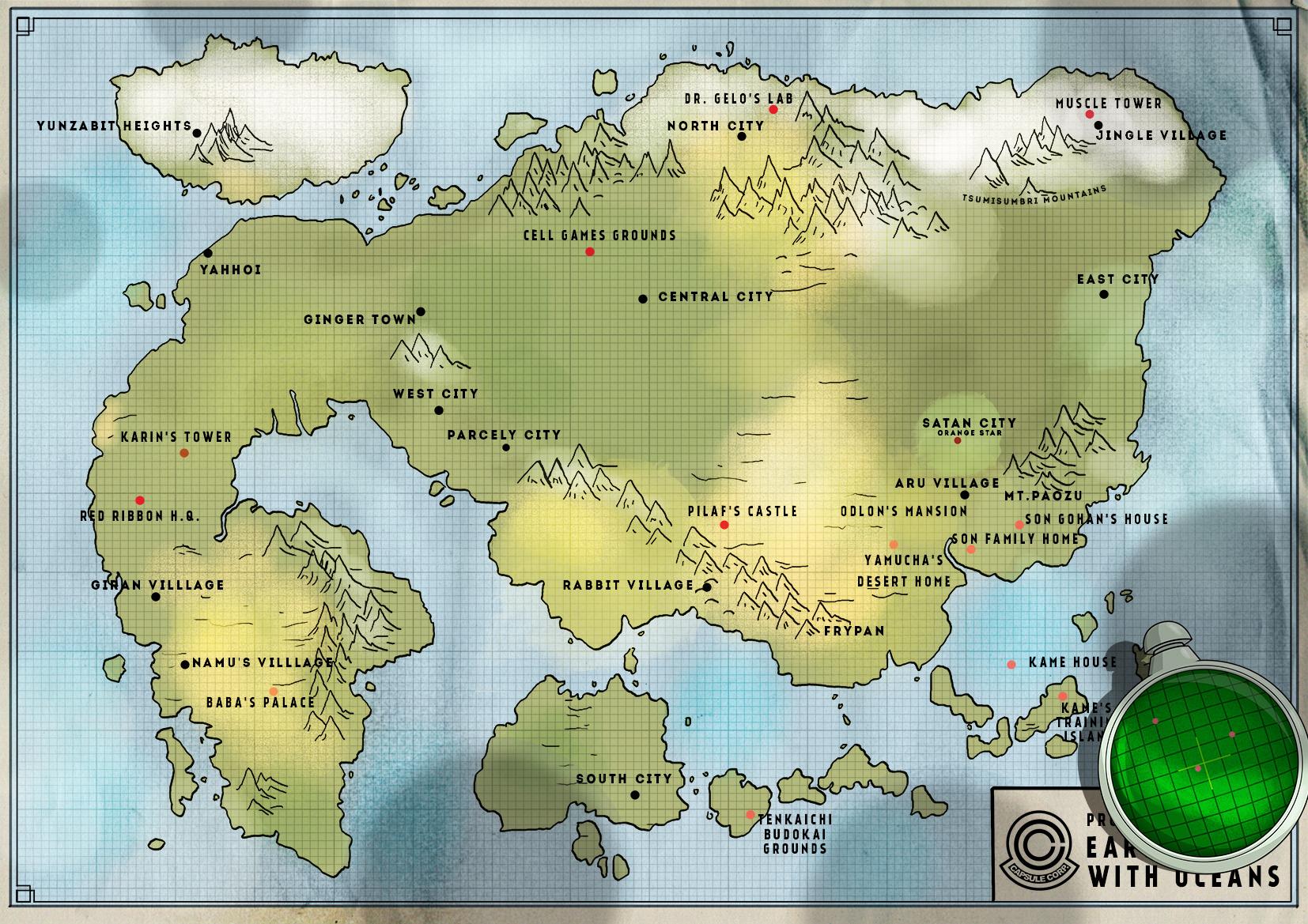 Andrea alemanno dragon ball map dragon ball map gumiabroncs Images