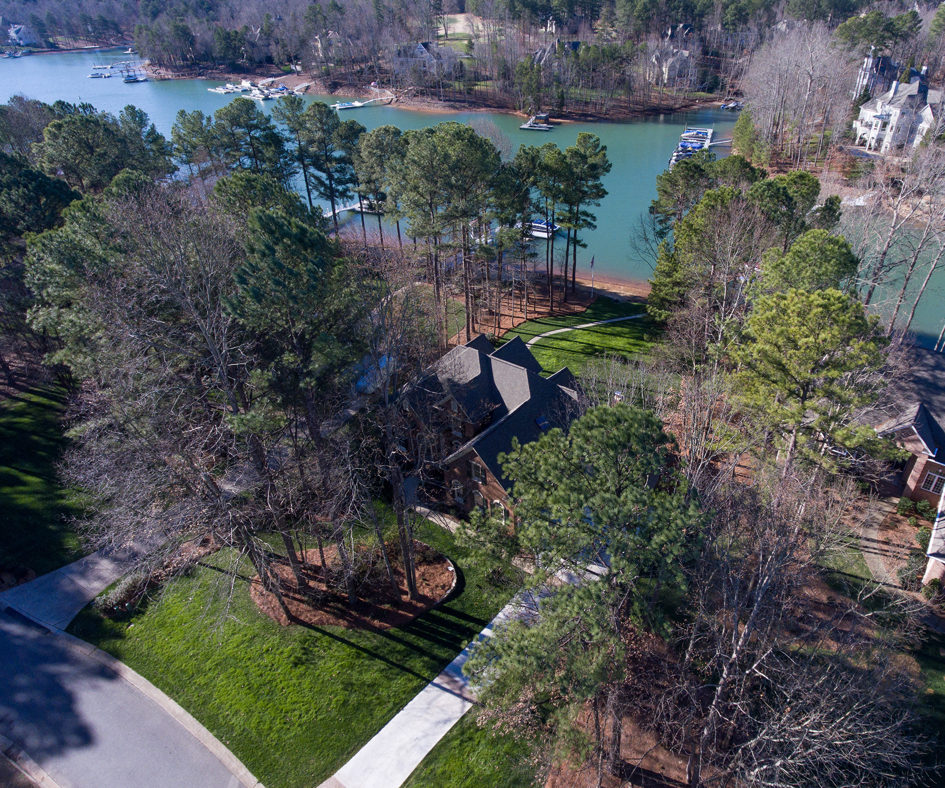 Lake Norman Nc Real Estate: Aerial Drone Service Real Estate Photography And Video