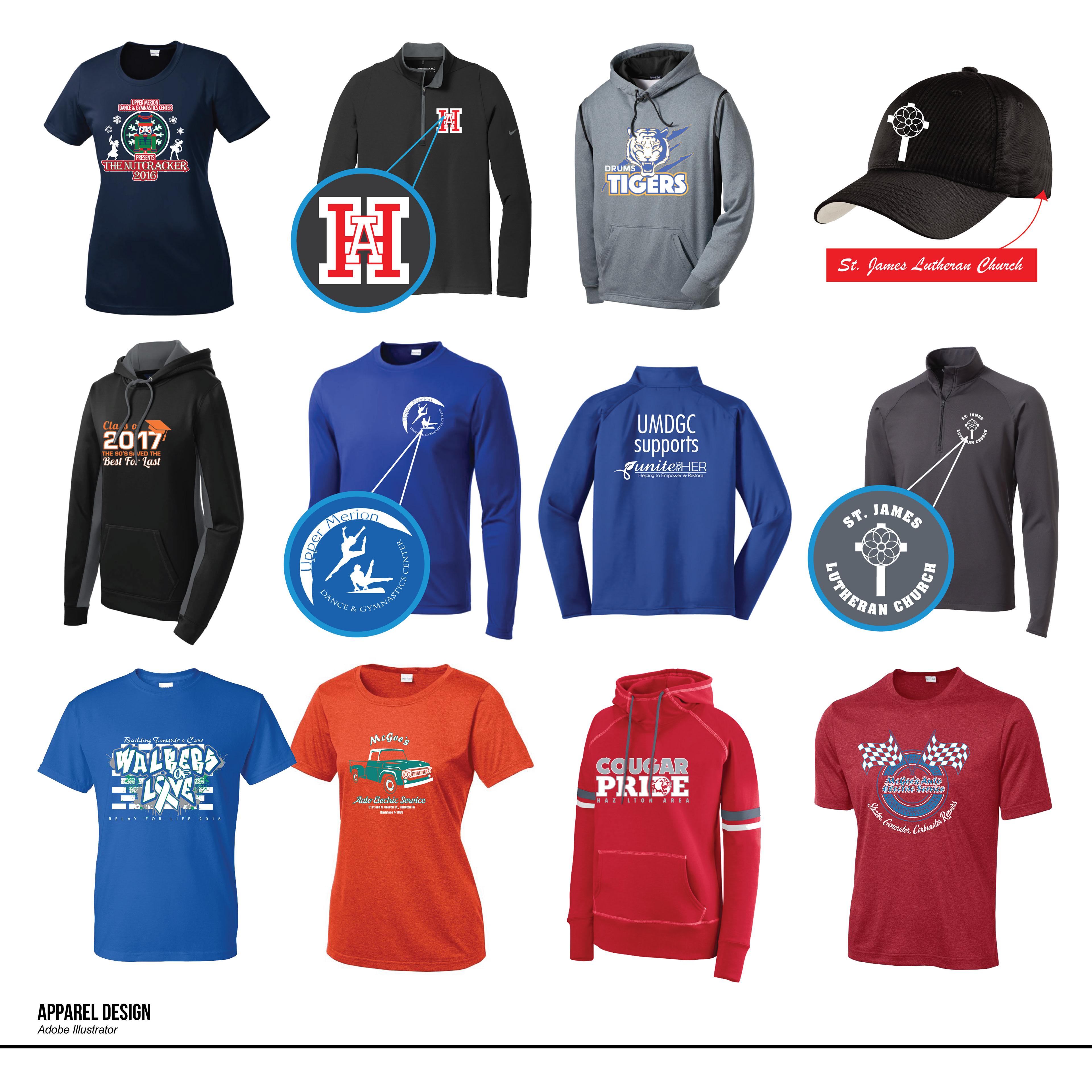 Breeann Bolinsky Web Campaign And T Shirt Designs