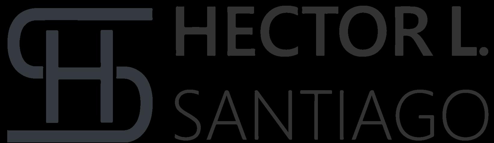 Hector L. Santiago Logo