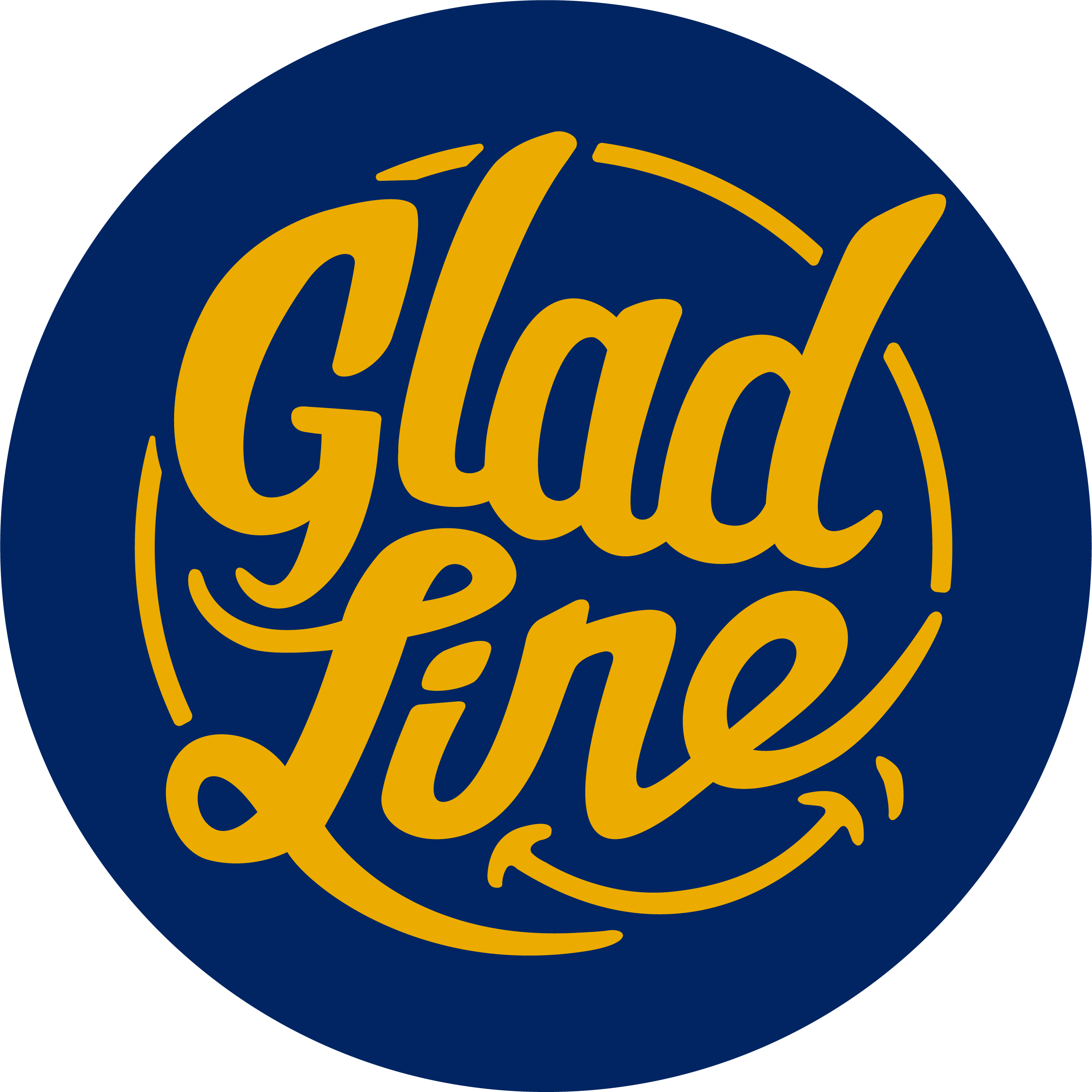 Glad Line Graphic Design