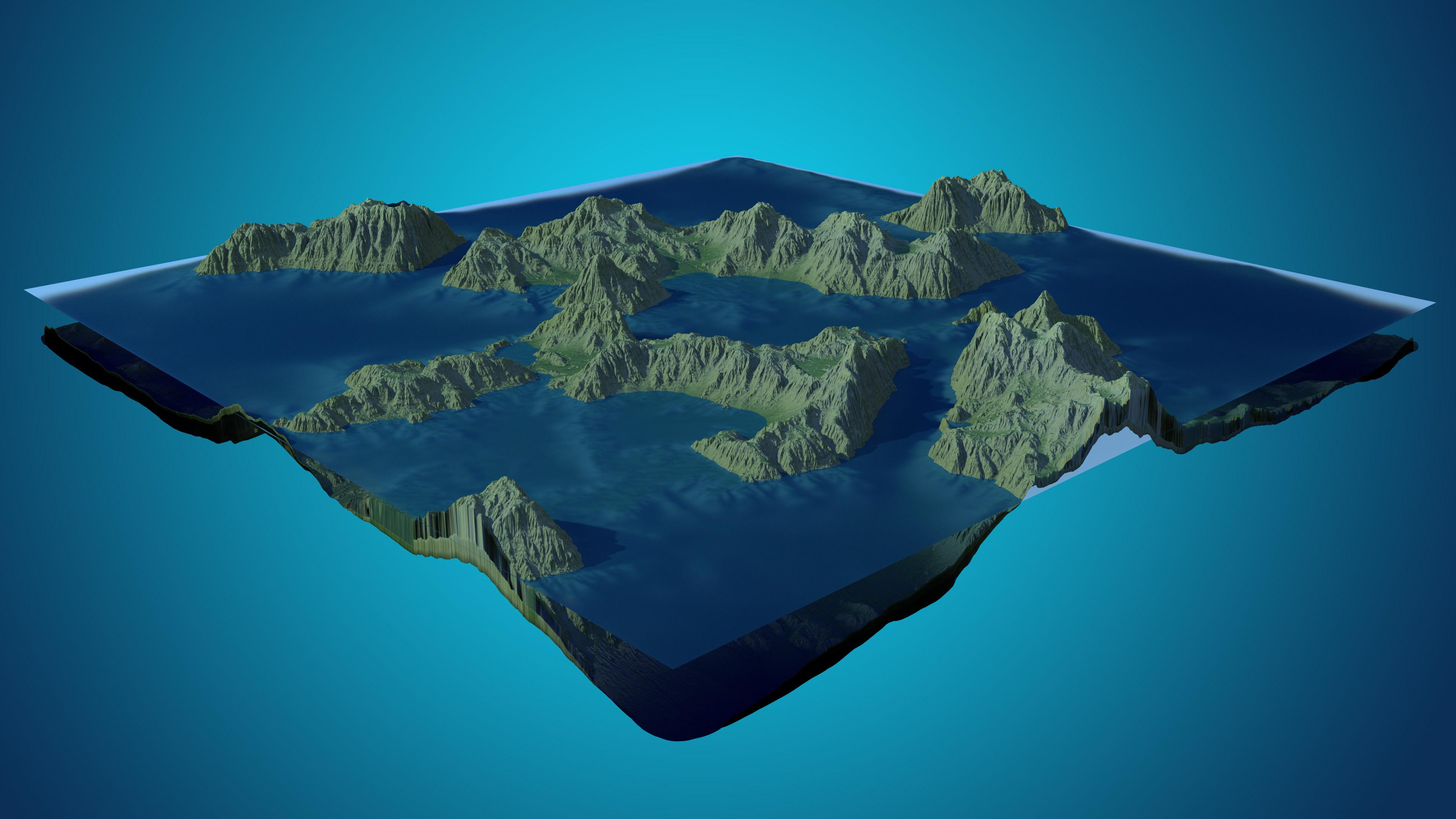 World machine island tutorial