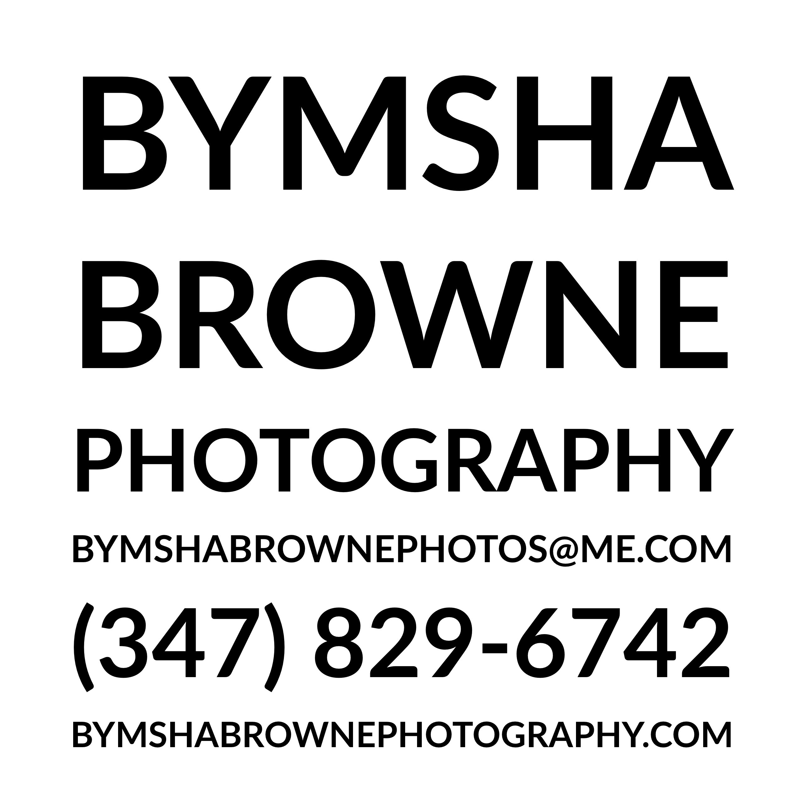 Bymsha Browne Photography