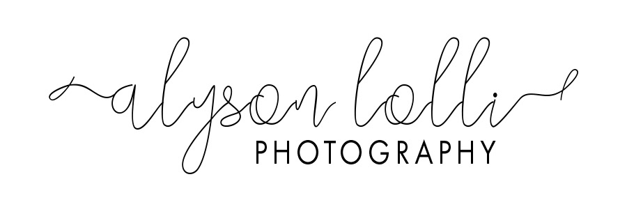 Alyson Lolli Photography BW logo