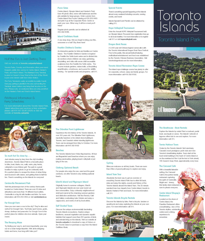 nadia salvatori toronto islands brochure