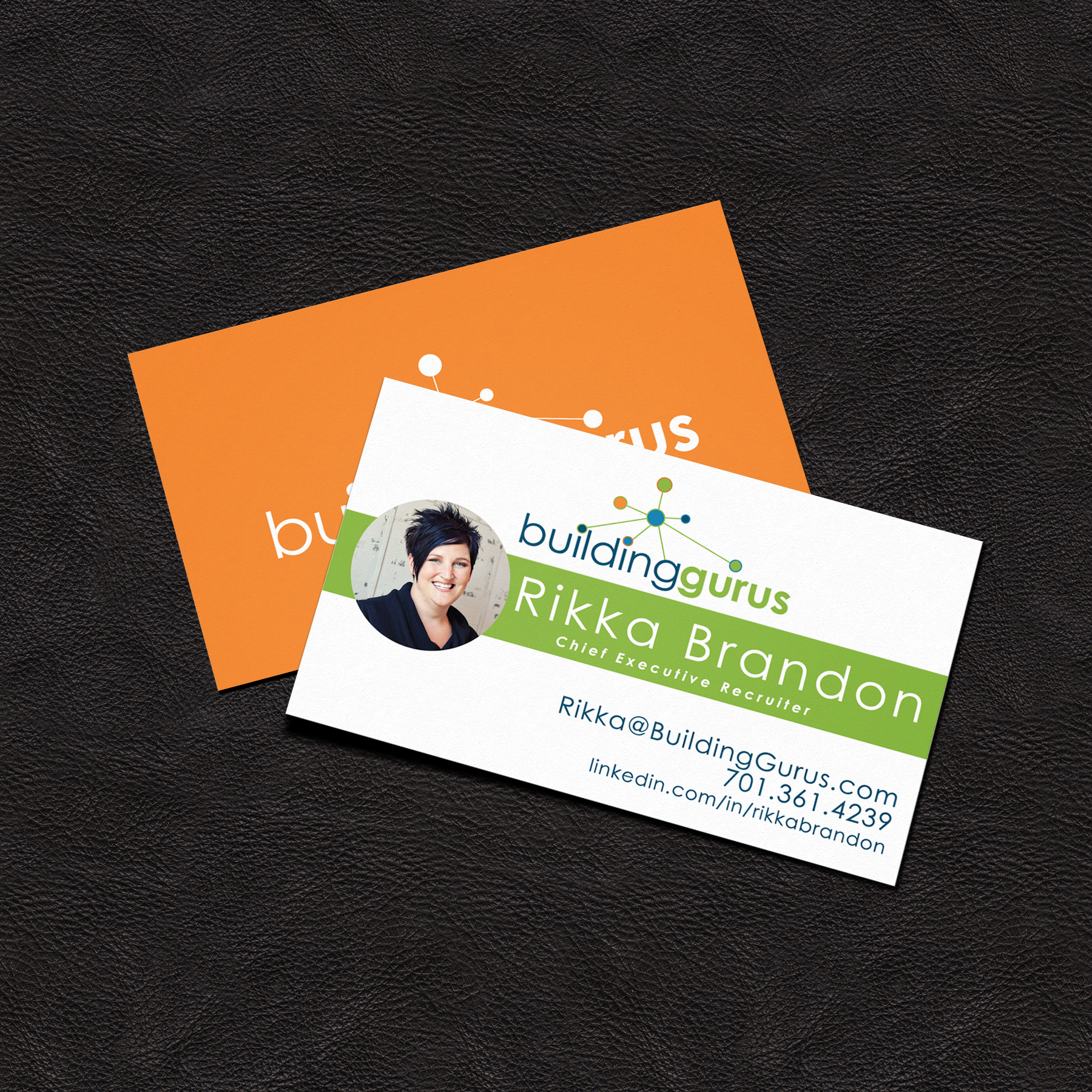 Eye-Catching Graphic Design Assets People Want to Share - Business Cards